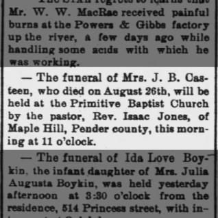 Minerva's Obituary