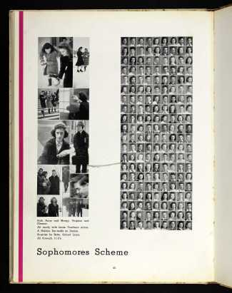 Yearbook Photograph