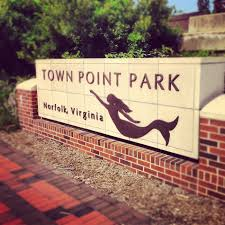 town point1